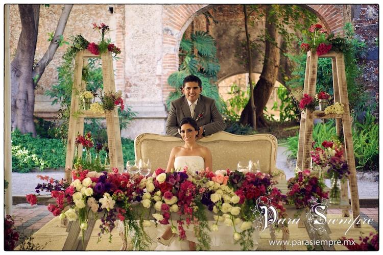 Fotograf a y video para bodas en m xico para siempre for Jardin villa san gaspar